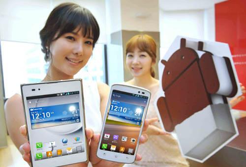Обновление ОС для LG Optimus LTE, Optimus LTE Tag и Optimus Vu