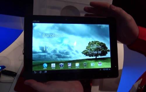 ASUS планирует анонсировать планшет с двумя ОС