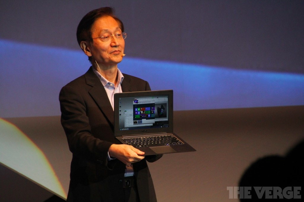 Гибридный планшет Asus Taichi