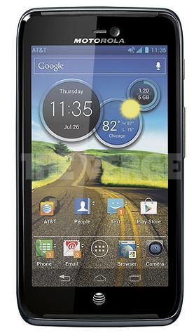 Фото нового смартфона Motorola Dinara