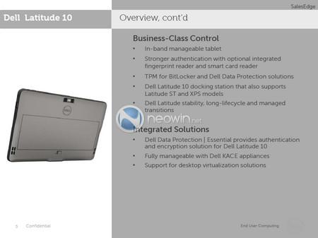 Dell Latitude 10: график 2