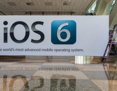 Операционная система iOS 6