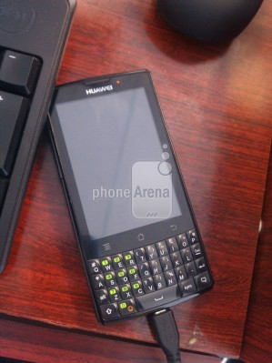 Новый Android-смартфон Huawei M660