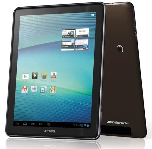 Анонс бюджетного планшета Archos 97 Carbon