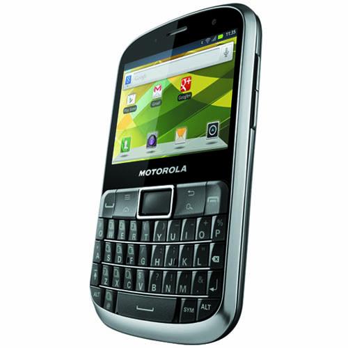 Анонс смартфона Motorola Defy Pro