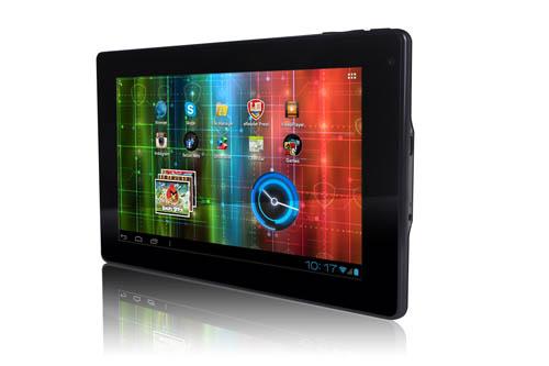 Анонс планшета Prestigio MultiPad 3370B