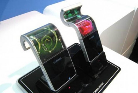 Гибкие дисплеи Samsung