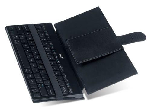 Старт продаж клавиатуры для планшетов Genius LuxePad 9100 в России
