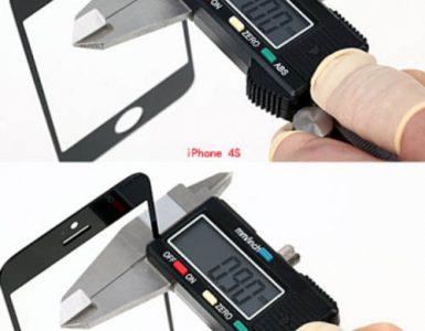 Передняя панель iPhone 4S