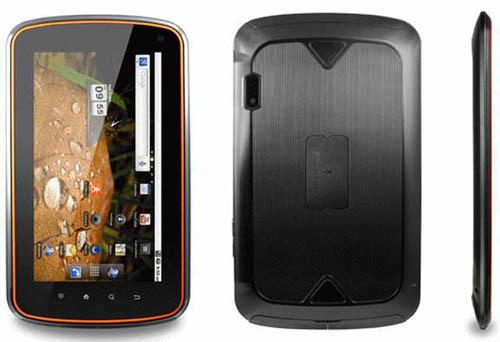 Разработан новый защищенный планшет Verykool R800
