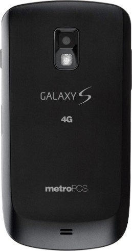 Смартфон Samsung Galaxy S Lightray 4G: вид с тыла