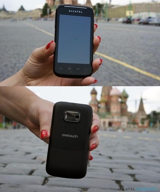 Смартфон Alcatel OT-983