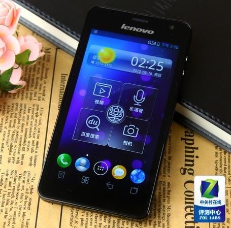 Анонс смартфона Lenovo LePhone K860