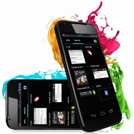 Micromax Superfone Canvas A100