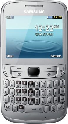 Анонс QWERTY-телефона Samsung S3570 Ch@t 357