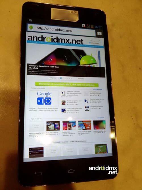 Смартфон LG Optimus G