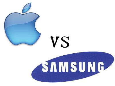 Samsung против Apple
