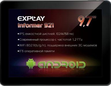 Explay Informer 921