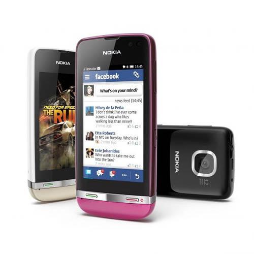 Старт продаж телефона Nokia Asha 311 в России