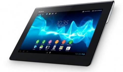 Анонс планшета Sony Xperia Tablet S
