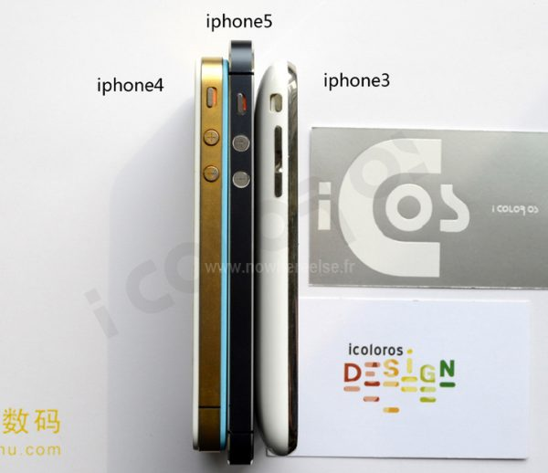 iphone 4 and 5 comparation Hello everyone, this video is about general size comparison between iphone 4 or 4s, iphone 5 or 5s, and iphone 6 and its looks from outside not comparing sp.