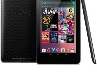 Google Nexus 7 с 3G-модемом