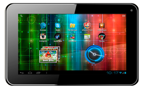 Старт продаж планшета Prestigio MultiPad 3770B