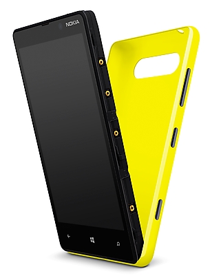 Специальная накладка для Nokia Lumia 820