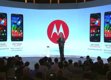Анонс Motorola DROID RAZR HD и RAZR MAXX HD
