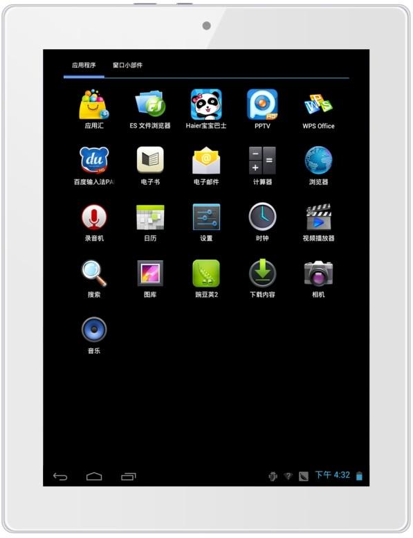 Анонс планшетов Haier Mini, Maxi и Phone