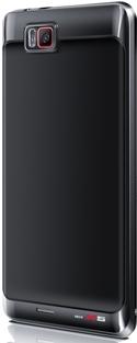 Haier Phone: вид сбоку