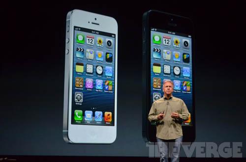Анонс iPhone 5