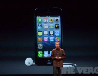 Презентация iPod touch 5