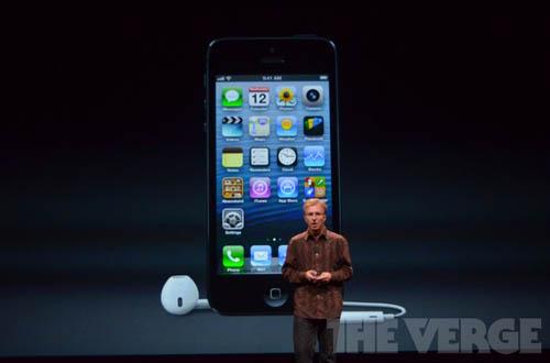 Анонс плеера iPod touch 5