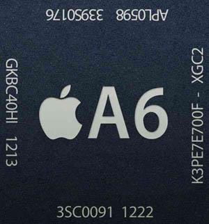 Процессор iPhone 5