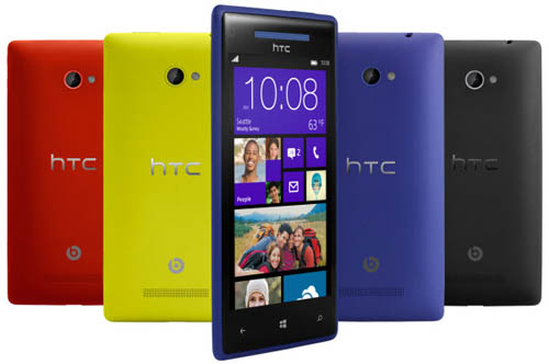 HTC Windows Phone 8X и 8S