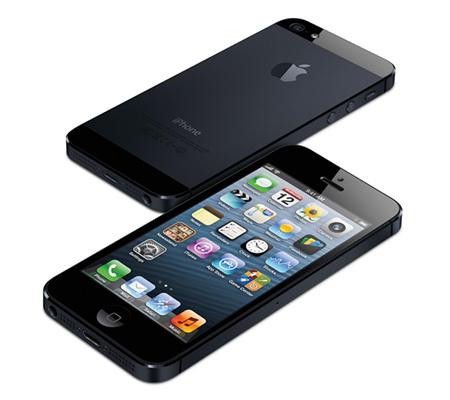 За выходные продано 5 миллионов iPhone 5