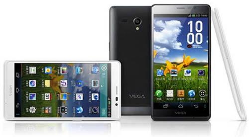 Анонс смартфона Pantech Vega R3