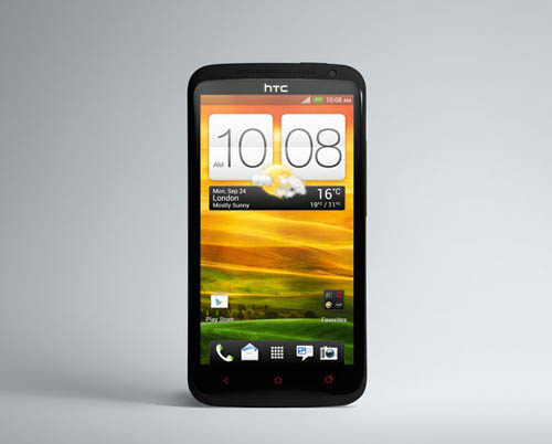 Анонс смартфона HTC One X+