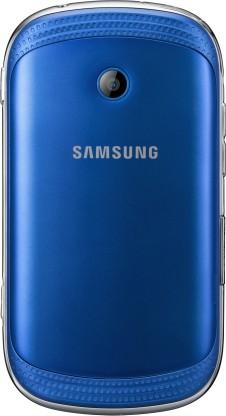 Samsung Galaxy Music: тыльная сторона