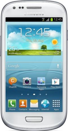 Анонс смартфона Samsung Galaxy S3 mini (i8190)