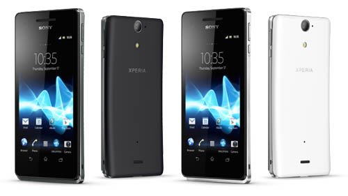 Стоимость смартфона Sony Xperia V