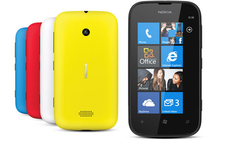 Задняя крышка Nokia Lumia 510