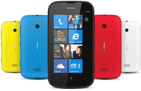 Анонс смартфона Nokia Lumia 510