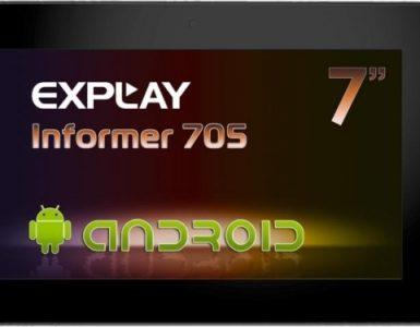 Explay Informer 705