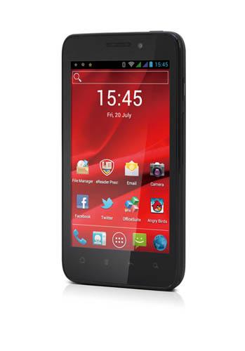 Анонс смартфона Prestigio MultiPhone 3500 DUO