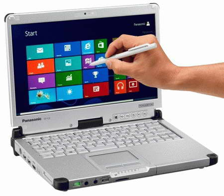 Panasonic Tougbook C2
