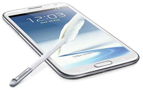 Продано более 3 миллионов смартфонов Samsung Galaxy Note 2