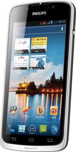 Анонс смартфона Philips Xenium W832