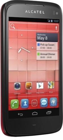 Начало продаж Alcatel OT-997D в России